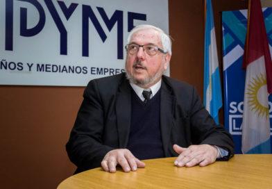 Eduardo Fernández: «Hay que salvar al aparato productivo para después de la pandemia.»