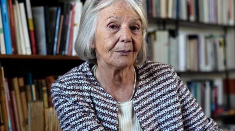 Beatriz Sarlo: «Los partidos ponen en peligro la democracia teniendo el parlamento más o menos narcotizado»