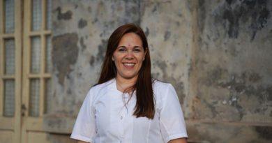 Cecilia Carolina Muñoz: «Me postulé porque sentía la necesidad de compartir el trabajo que veníamos haciendo dentro del aula»